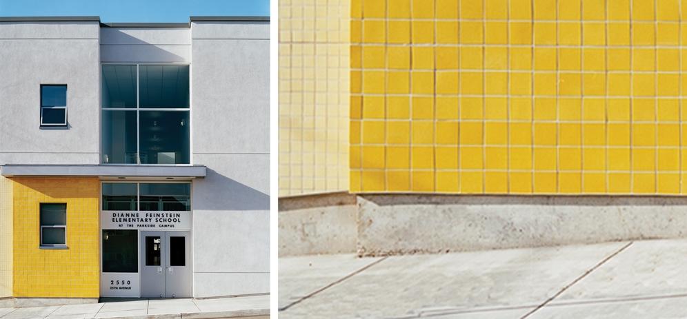 El Camino College >> Dianne Feinstein Elementary School San Francisco Unified ...