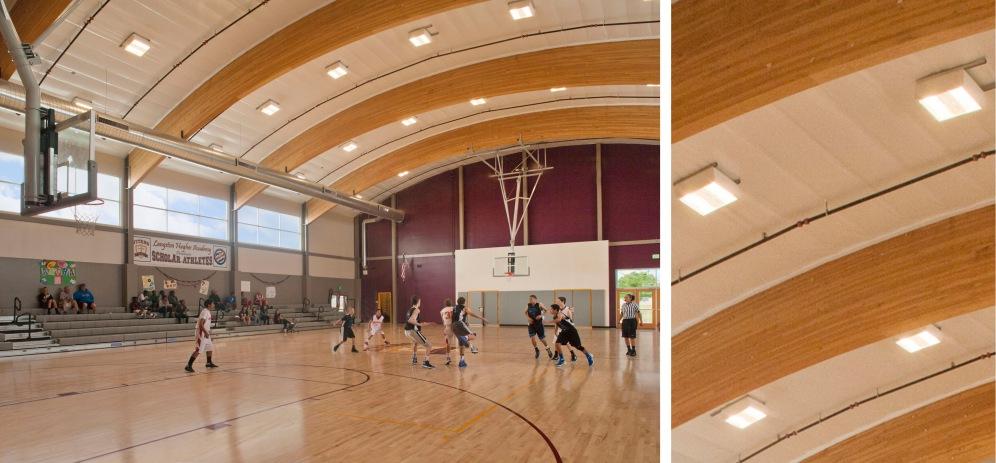 Modular Classroom Images ~ Aspire langston hughes academy port city